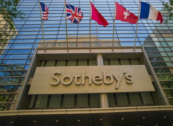 Sotheby Considers Putting Headquarters