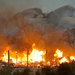 The Yarnell Hill fire, which on Monday expanded tenfold, covering more than 8,000 acres.
