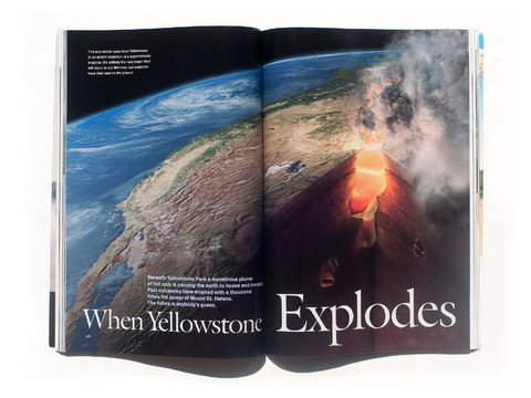 National Geographic, August 2009.