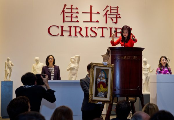 Christie' Opens Business In Mainland China With