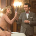 Nicholle Tom and Michael Sheen in