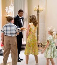 """Lee Daniels' The Butler"" with Forest Whitaker."
