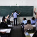 At government schools it runs in Gaza, Hamas has introduced changes to the approved Palestinian Authority curriculum.