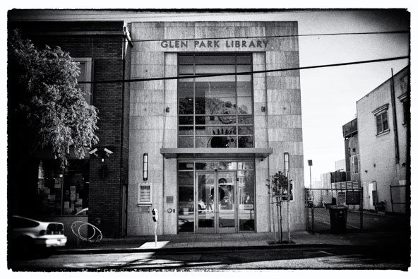 The public library in the Glen Park section of San Francisco, where Ross Ulbricht, a 29-year-old software engineer, was arrested by federal agents. He is accused of running Silk Road, an Internet black market, under the pseudonym Dread Pirate Roberts.