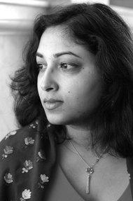 Gaiutra Bahadur, author of the book 'Coolie Woman.'