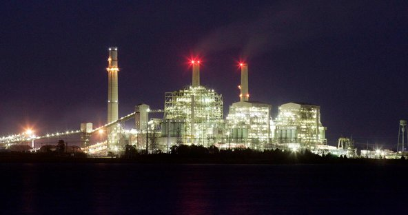 The Texas energy company TXU, which TPG bought with Kohlberg Kravis Roberts and Goldman Sachs in 2007, sank under debt.