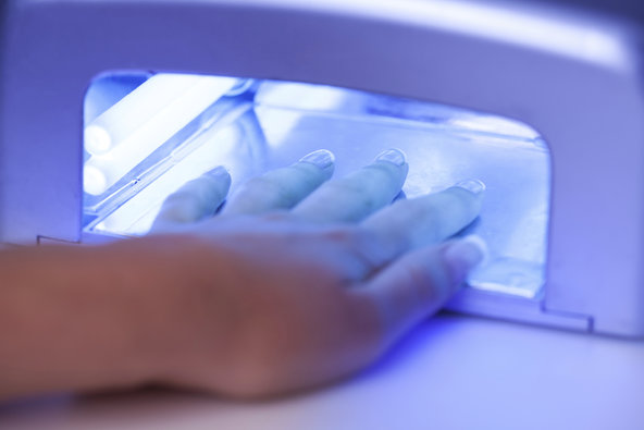 Nail Salon Lamps Cancer Risk
