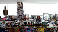 In the Studio | Diane von Furstenberg