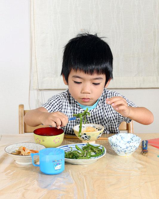 <p>Koki Hayashi, 4 years old, Tokyo</p>