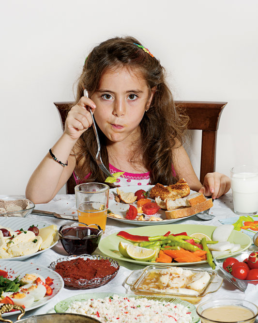<p>Doga Gunce Gursoy, 8 years old, Istanbul</p>