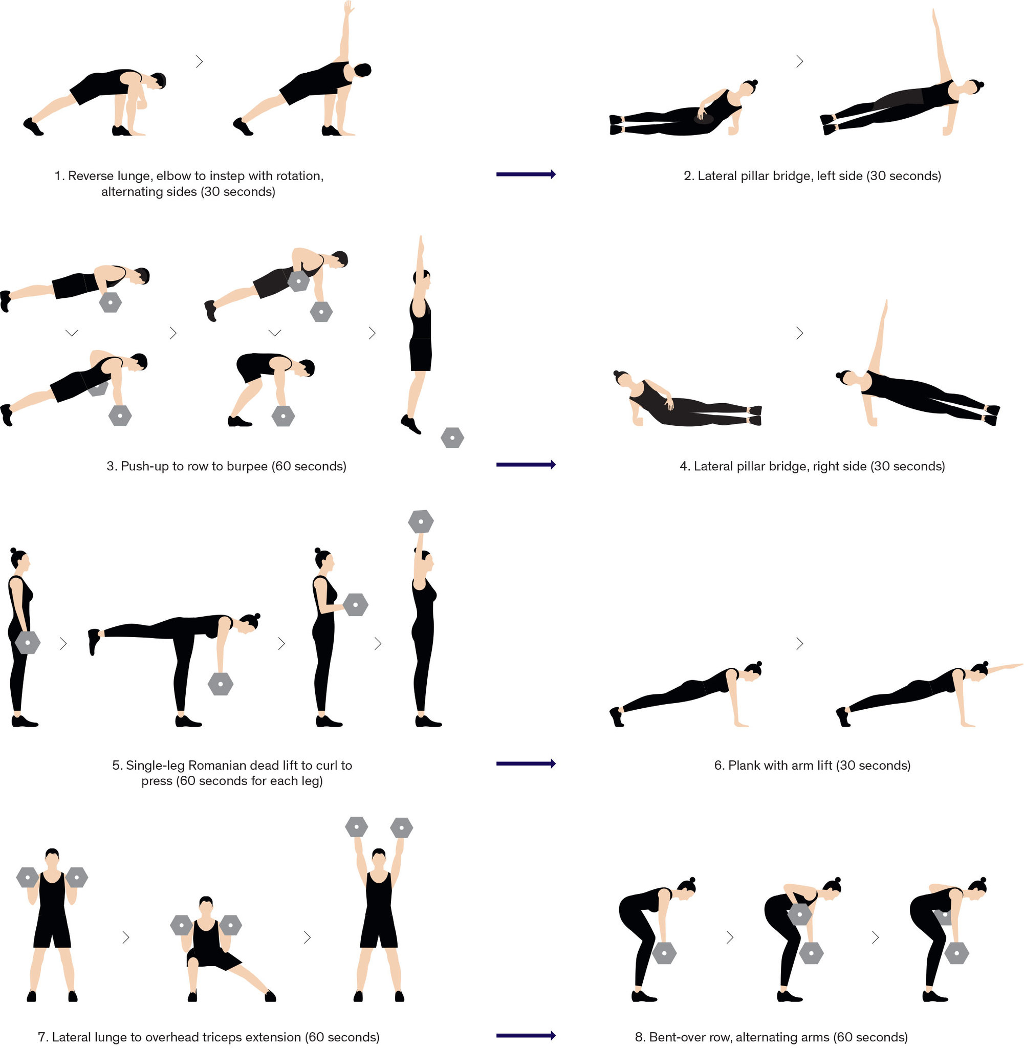New York Times 7 Minute Workout