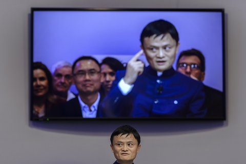 Jack Ma, founder of Alibaba, controls Ant Financial Services. It has unveiled a new business, Sesame Credit Management.
