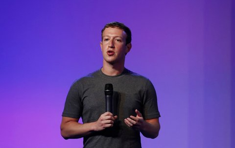 Mark Zuckerberg, chief of Facebook, which is updating its guidelines on acceptable content.
