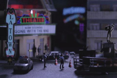 """""""La Town"""" (2014)."""