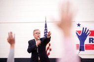 College Student to Jeb Bush: 'Your Brother Created ISIS'