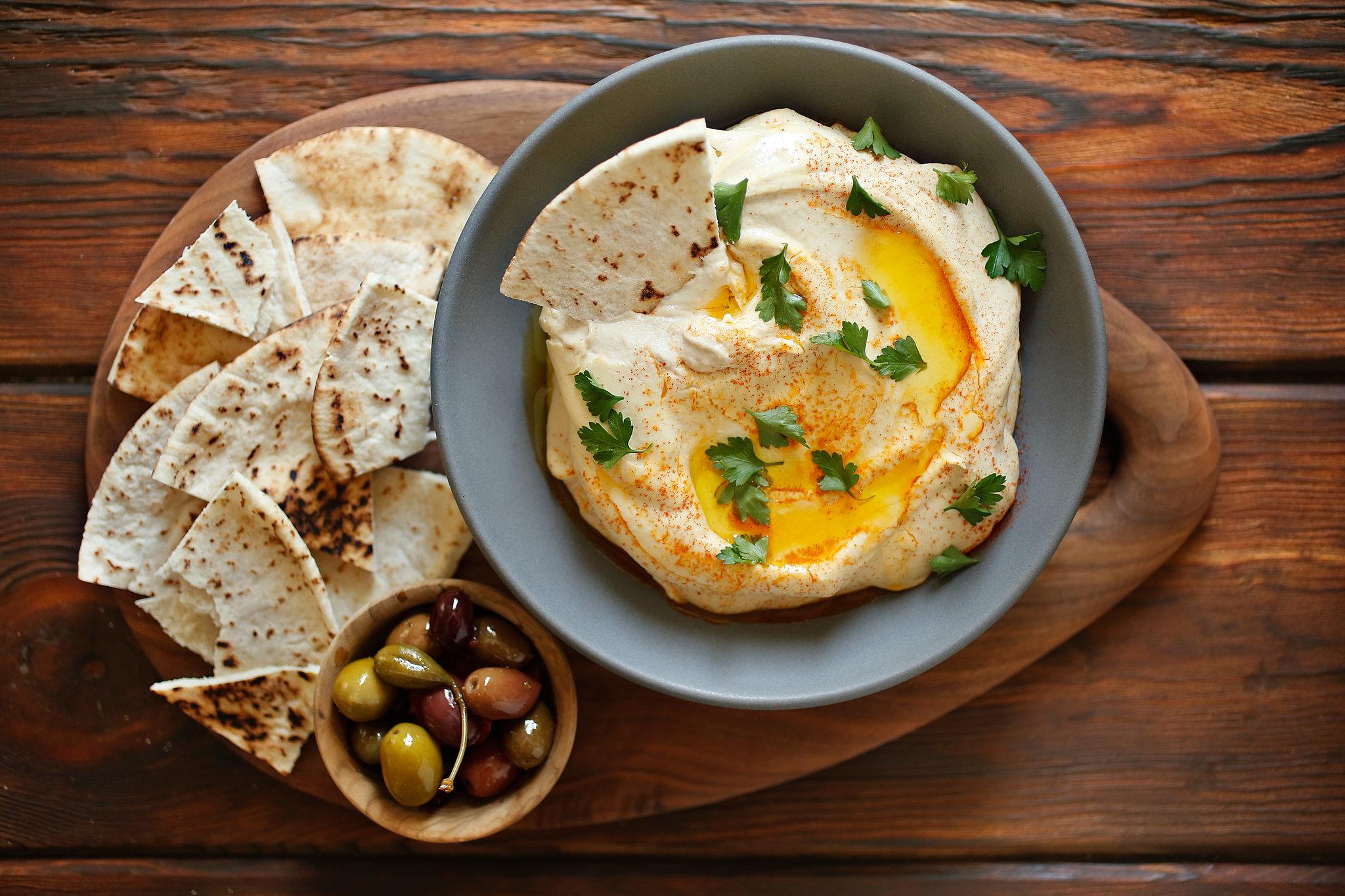 Zahavs Hummus Tehina Recipe  NYT Cooking