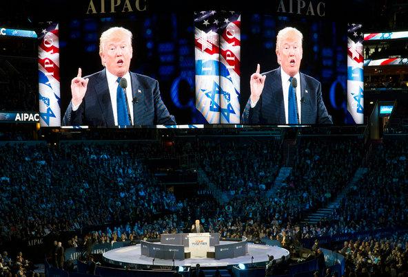 Donald Trump Calls Himself 'Lifelong Supporter' Of Israel