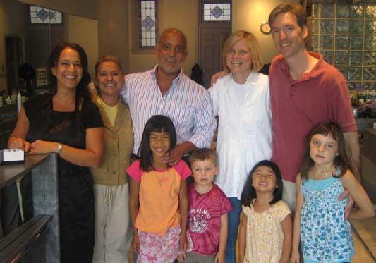 Levitt's Family