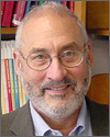 Joseph Stiglitz, from Kristof blog