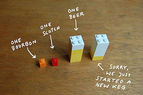 Christoph Niemann - I LEGO NY
