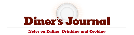 Diner's Journal - The New York Times Blog on Dining Out
