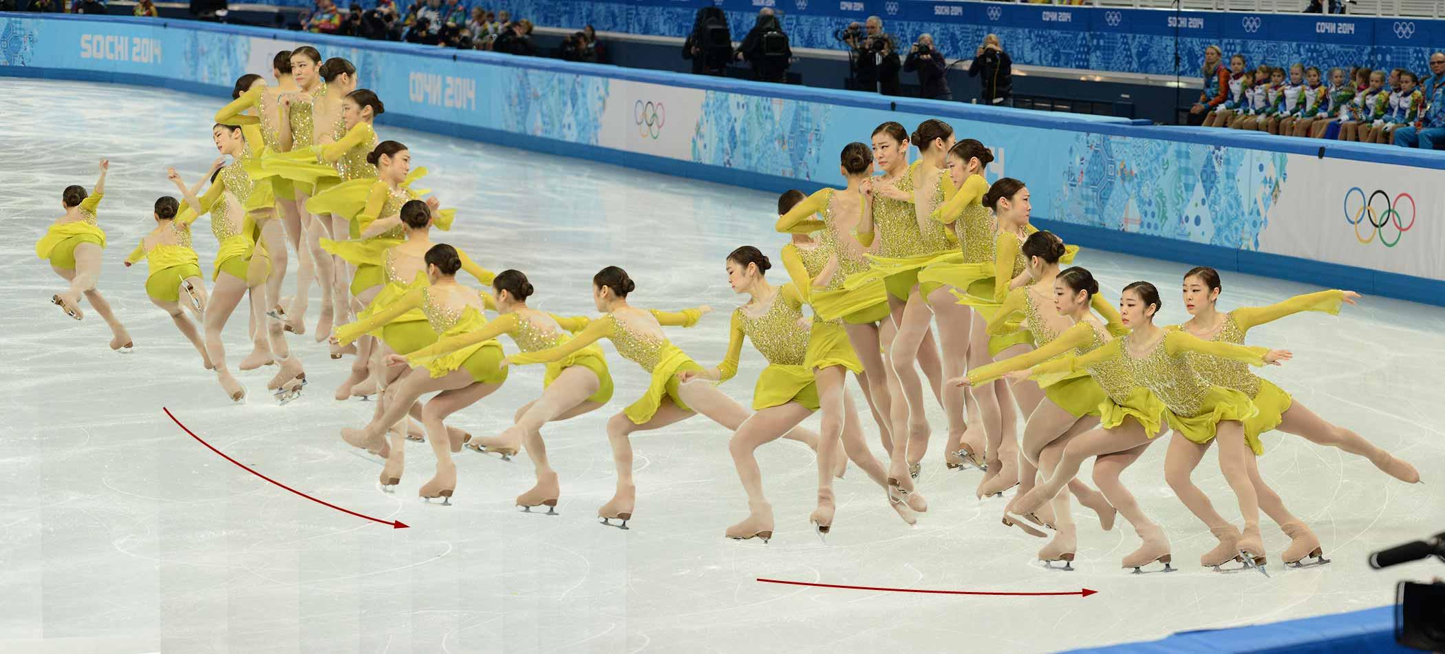 Adelina Sotnikova Olympics