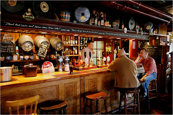 Great Britain could get happy hour ban