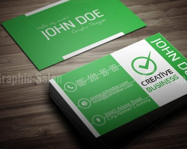 Creative business card template for corporates graphic templates creative business card template for corporates friedricerecipe Gallery
