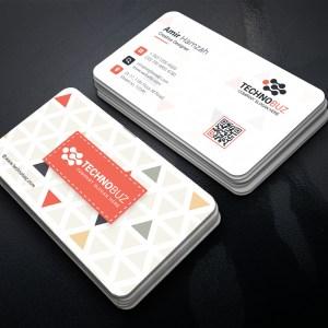 Demeter Classy Business Card Template