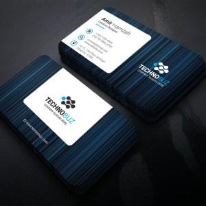 Eros Creative Corporate Business Card Template