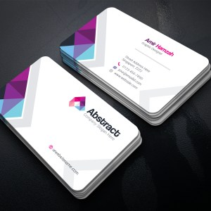 Gem Corporate Business Card Template