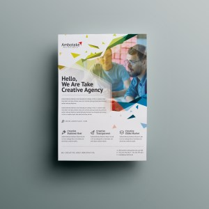 Guardian Professional Corporate Flyer Template