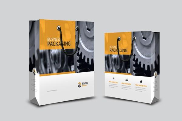 Master Corporate Identity Brand Pack