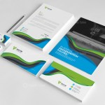 Medical Corporate Identity Pack Design Template 1