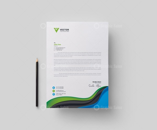 Medical Corporate Identity Pack Design Template 5