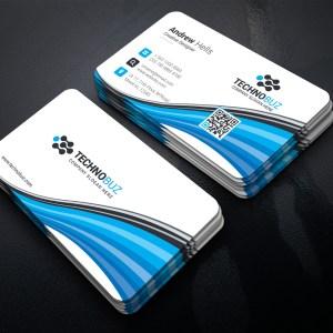 Nirvana Corporate Business Card Template