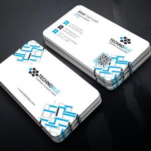 Premium Stylish Visiting Card Template