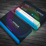 Stylish Business Card Design 1