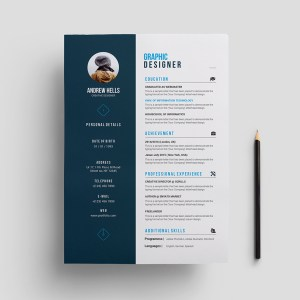Stylish Premium Resume Template
