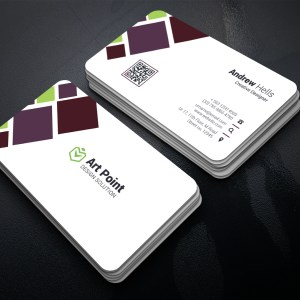 Texas Elegant Corporate Business Card Template