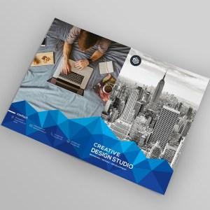 Top Rated Premium Bi-fold Brochure Template
