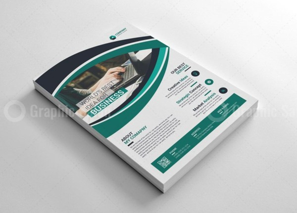 Business Flyer Templates 3