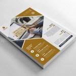 Business Print Flyer Templates 3