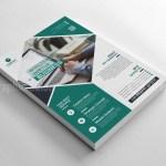 Business Print Flyer Templates 4