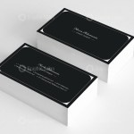 Classic Visiting Card Templates 2