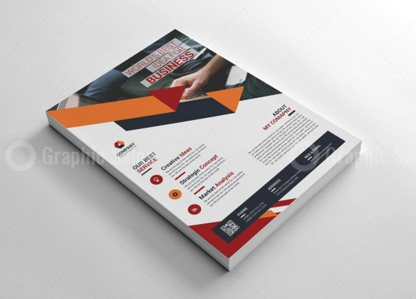 Contemporary Business Flyer Templates