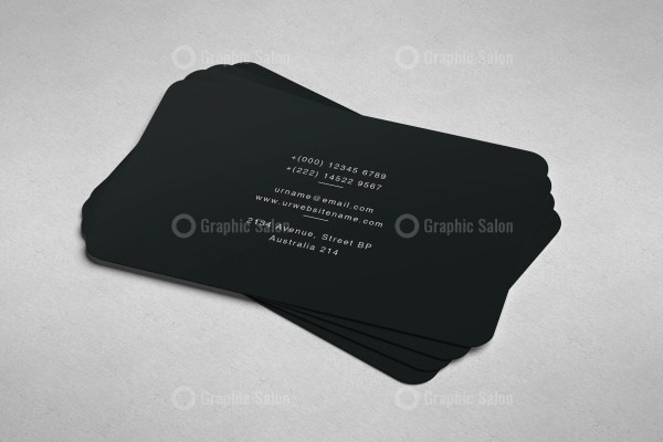 Easy Business Card Templates