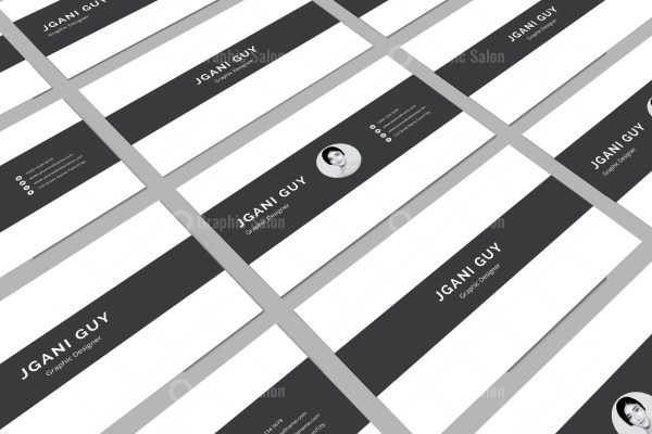Zebra Business Card Templates