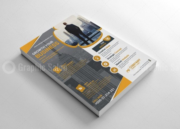 Best Print Flyers Template