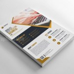 Top Print Flyers Template 3